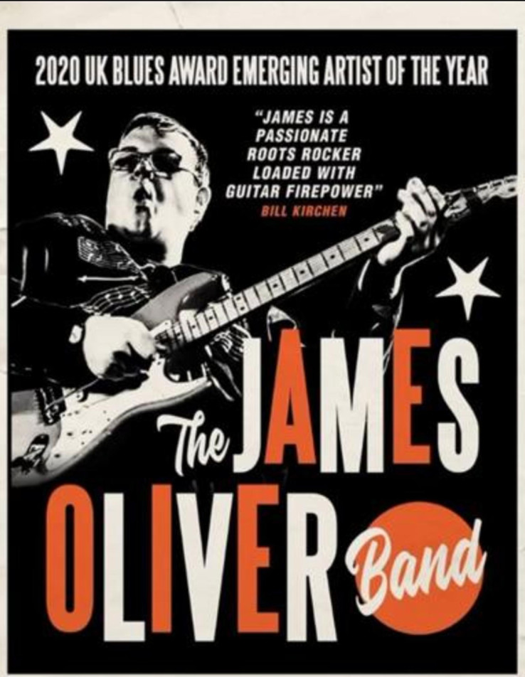 The James Oliver Band